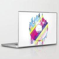 deadmau5 Laptop & iPad Skins featuring Urban Vinyl V2 by Sitchko Igor