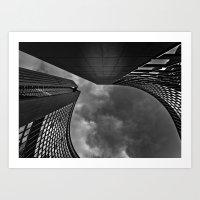 Toronto City Hall No 9 Art Print