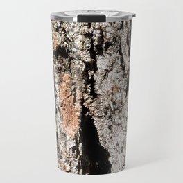 TEXTURES: Englemann Oak Bark Travel Mug