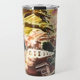 destroy all monsters Travel Mug