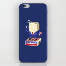 Politics are Dirty iPhone & iPod Skin