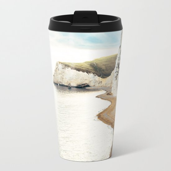 United Kingdom Metal Travel Mug