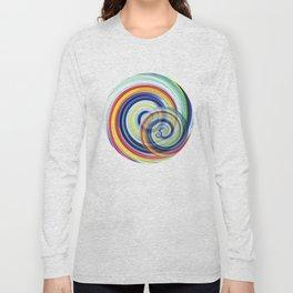 Swirl No. 1 Long Sleeve T-shirt