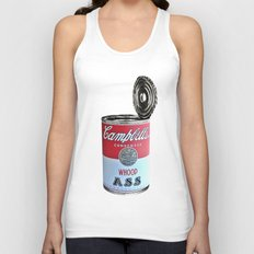 Open a can of... Unisex Tank Top