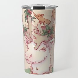 Dasher le Renne Travel Mug
