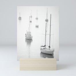 Boats 1 Mini Art Print