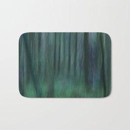 Painted Trees 2 Aqua Bath Mat