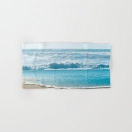 Blue Sea Backdrop Hand & Bath Towel