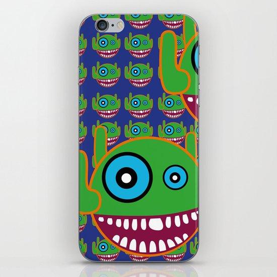 Funny Pattern iPhone & iPod Skin