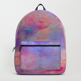 Galactic paint Backpack