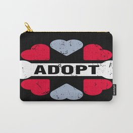 Adopt Animals Carry-All Pouch