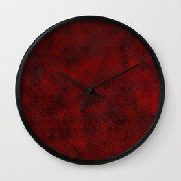 Abstract 6033 Wall Clock