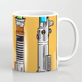 Lightsaber Coffee Mug