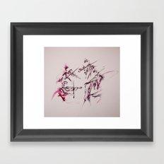 Quartet Framed Art Print