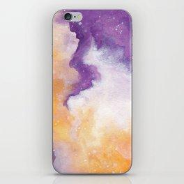 Spooky Galaxy iPhone Skin