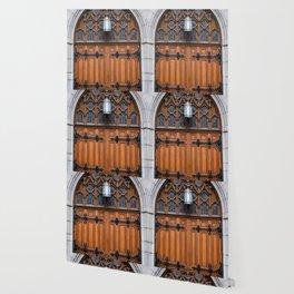 church doors Wallpaper