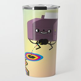 Printer Pee Travel Mug