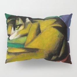 """Franz Marc """"The Tiger"""" Pillow Sham"""