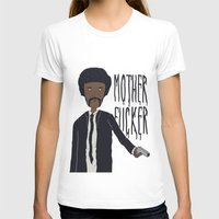 pulp T-shirts featuring Pulp Fiction by Molnár Roland