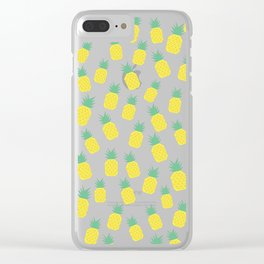 Hi Pineapple! Clear iPhone Case