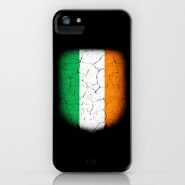 Irish Ireland Flag iPhone Case