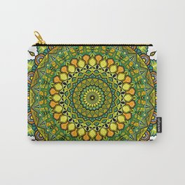 Mandala Fortuna Carry-All Pouch