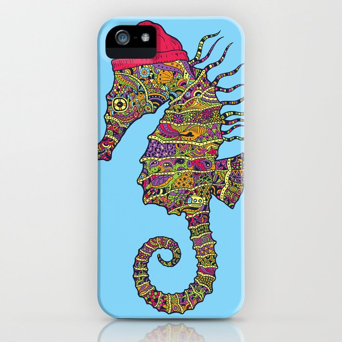 The Z Horse iPhone Case