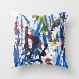 This World, A Corral For My Soul Throw Pillow