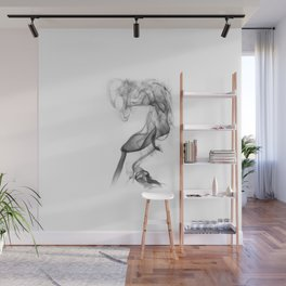 THE THINKER Wall Mural
