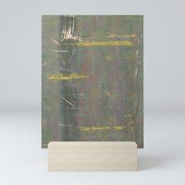 Concrete Abstract #2 Mini Art Print