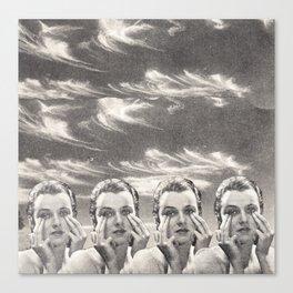 sorrows Canvas Print