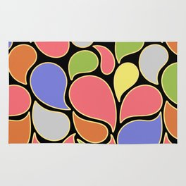 RAIN OF COLORS Rug
