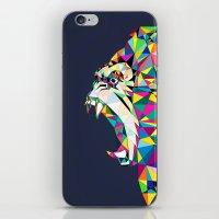 gorilla iPhone & iPod Skins featuring Gorilla by Narek Gyulumyan