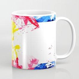 Colorado Watercolor Flag Coffee Mug