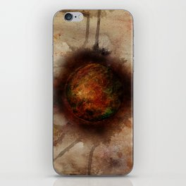 PLANETARY BREAKTHROUGH iPhone Skin