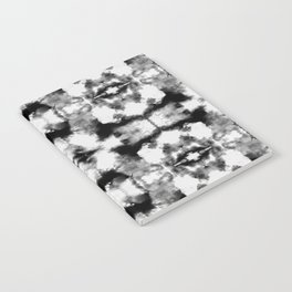 Tie Dye Blacks Notebook