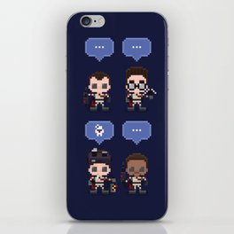 The Choice is Made iPhone Skin