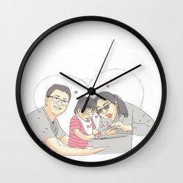 TeQi Wall Clock