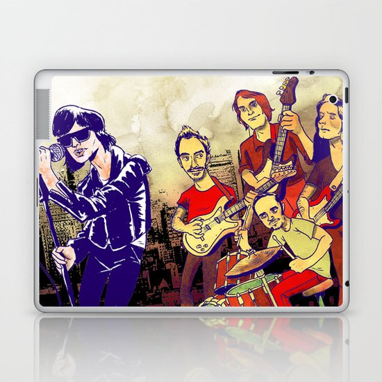 """Comedown Machine"" by Dmitri Jackson Laptop & iPad Skin"