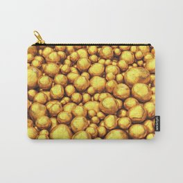 Raw gold Carry-All Pouch