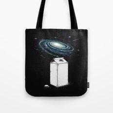 Milky Galaxy Tote Bag