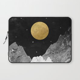 Moon and Stars Laptop Sleeve