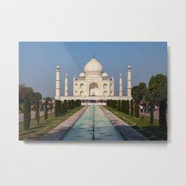 Taj Metal Print