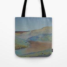 Chromascape 16: Snowdon Tote Bag