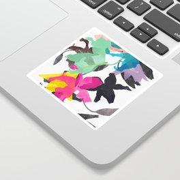 lily 1 Sticker
