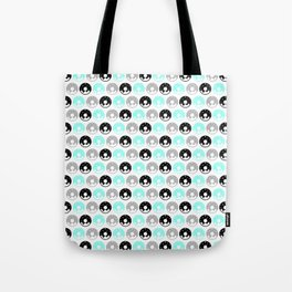 Frosted Donuts - Mint Tote Bag