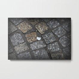 Path of Love Metal Print