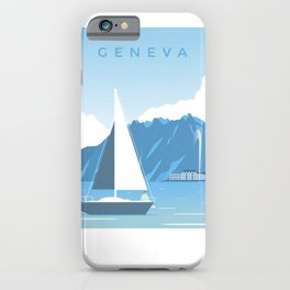 Geneva iPhone Case