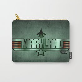 MARYLAND VIGO (Maverick Version) Carry-All Pouch