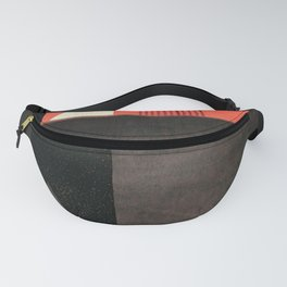Solitaire du Figaro (red) Fanny Pack